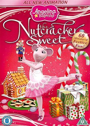 Rent Angelina Ballerina: The Nutcracker Sweet Online DVD Rental