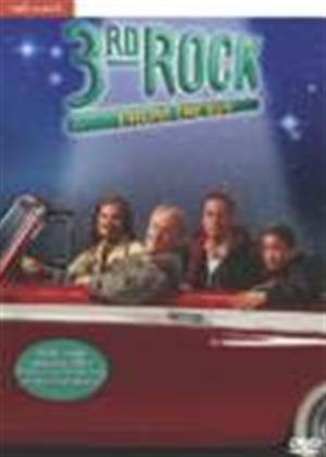 Rent Third Rock from the Sun: Series 1 Online DVD Rental