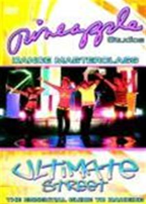 Rent Pineapple Studios: Dance Masterclass: Ultimate Street Online DVD Rental