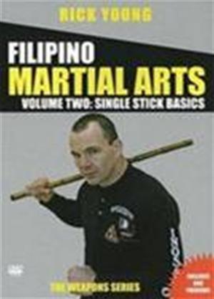 Rent Filipino Martial Arts: Single Stick Basics: Vol.2 Online DVD Rental
