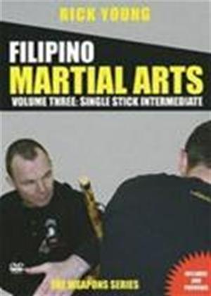 Rent Filipino Martial Arts: Single Stick Intermediate: Vol.3 Online DVD Rental