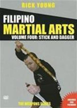 Rent Filipino Martial Arts: Stick and Dagger: Vol.4 Online DVD Rental