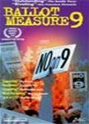 Rent Ballot Measure 9 Online DVD Rental