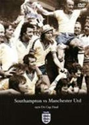 Rent Fa Cup Final 1976: Southampton Vs Manchester United Online DVD Rental
