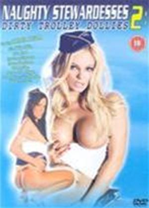 Rent Naughty Stewardesses 2: Dirty Trolley Dollies Online DVD Rental
