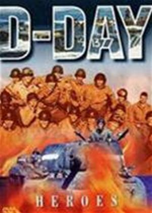 Rent British Campaigns: D Day Heroes Online DVD Rental