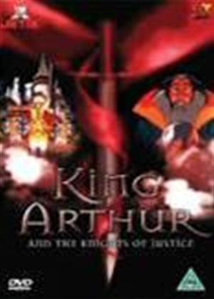 Rent King Arthur and the Knights of Justice: Vol.1 Online DVD Rental