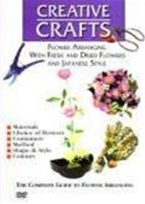 Rent Creative Crafts: Flower Arranging Online DVD Rental