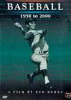 Baseball 1950-2000 Online DVD Rental