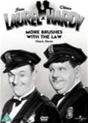 Rent Laurel and Hardy: Vol.20: More Brushes with the Law Online DVD Rental