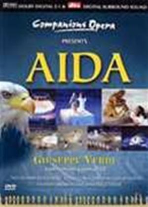Rent Verdi: Aida: Aida choir of the Basel Theatre and Music Convents Online DVD Rental