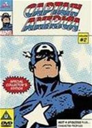 Rent Captain America: The Serial: Vol.2 Online DVD Rental