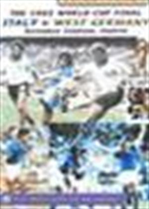 Rent World Cup Final 1982: Italy Vs West Germany Online DVD Rental