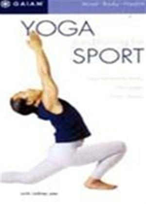 Rent Gaiam Yoga: Conditioning for Sports Online DVD Rental