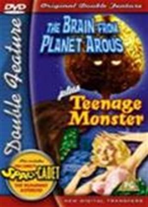Rent The Brain from Planet Arous / Teenage Monster / Space Cadet Online DVD Rental