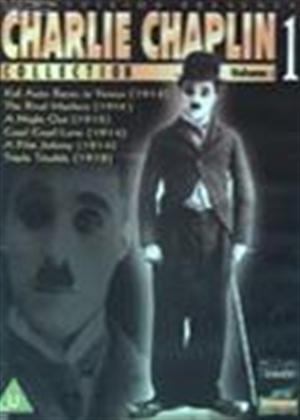Rent Charlie Chaplin: Vol.1 Online DVD Rental