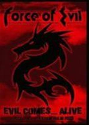 Rent Force of Evil: Evil Comes...Alive Online DVD Rental