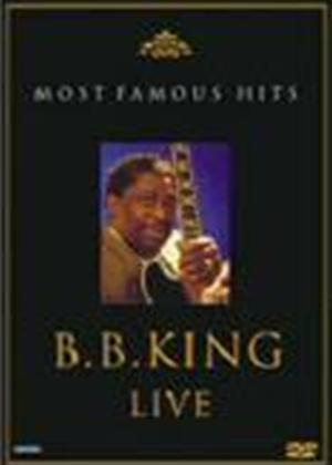 Rent B.B. King: Live: Most Famous Hits Online DVD Rental