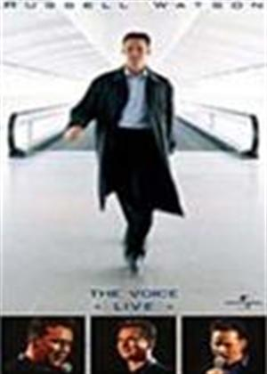 Rent Russell Watson: The Voice Encore: Live Online DVD Rental