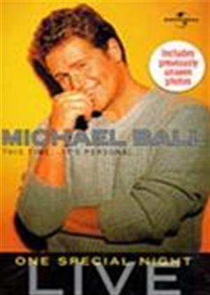 Rent Michael Ball: This Time Its Personal Online DVD Rental