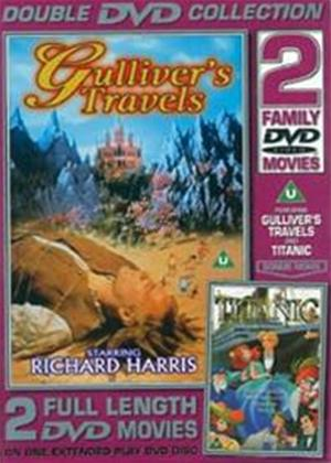 Rent Gulliver's Travels / Titanic Online DVD Rental