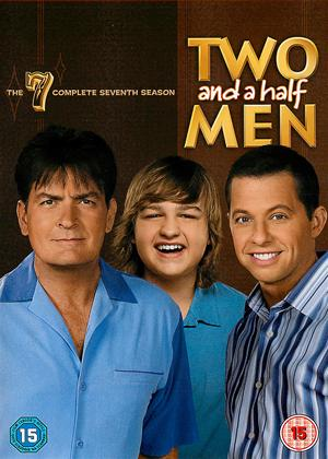Rent Two and a Half Men: Series 7 Online DVD Rental