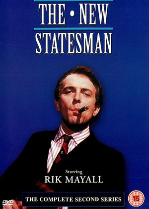 Rent The New Statesman: Series 2 Online DVD Rental