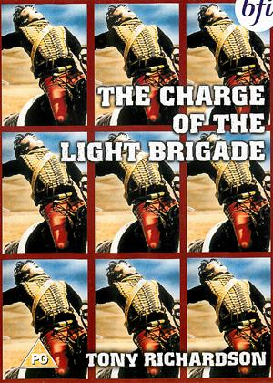 Rent The Charge of the Light Brigade Online DVD Rental