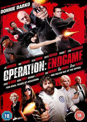 Rent Operation: Endgame Online DVD & Blu-ray Rental