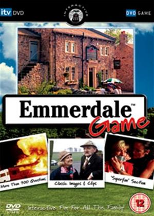 Rent Emmerdale: The Interactive Game Online DVD Rental
