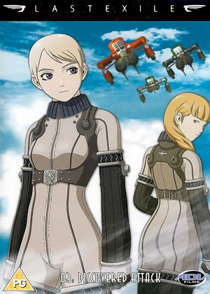 Rent Last Exile: Vol.3 Online DVD Rental