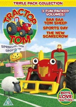 Rent Tractor Tom: Sports Day and Other Stories Online DVD Rental