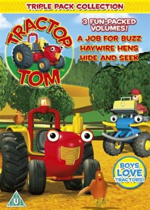 Rent Tractor Tom: A Job for Buzz and Other Stories Online DVD Rental