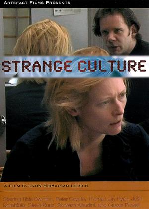 Rent Strange Culture Online DVD & Blu-ray Rental