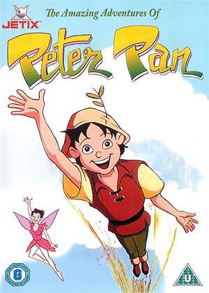 Rent The Amazing Adventures of Peter Pan Online DVD & Blu-ray Rental