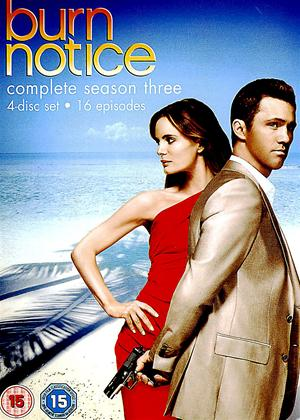 Rent Burn Notice: Series 3 Online DVD Rental