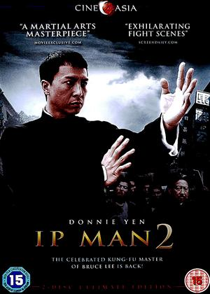 Ip Man 2 Online DVD Rental