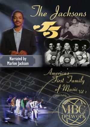 Rent The Jacksons: America's First Family of Music Online DVD Rental