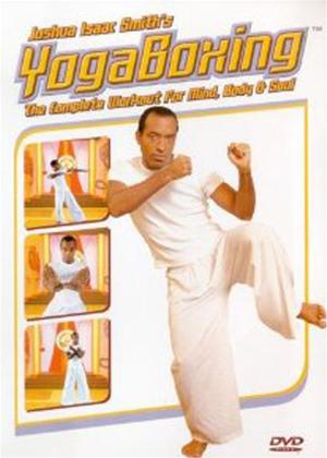 Rent Joshua Isaac Smith's Yogaboxing: The Complete Workout for The Mind, Body and Soul Online DVD Rental