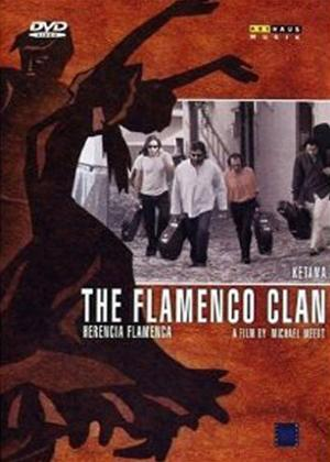 Rent Herencia Flamenca: The Flamenco Clan Online DVD Rental