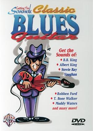 Rent Classic Blues Guitar Online DVD Rental