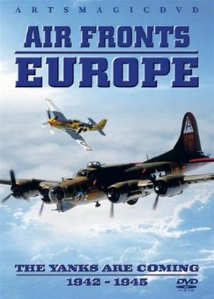 Rent Air Fronts Europe: The Yanks Are Coming 1942 to 1945 Online DVD Rental