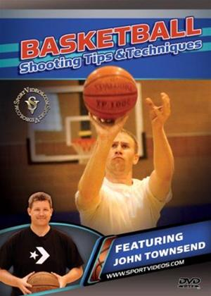Rent Basketball Shooting Tips and Techniques Online DVD Rental