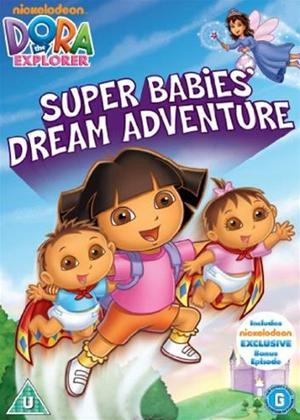 Rent Dora the Explorer: Super Babies Dream Advenure Online DVD Rental