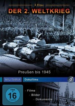 Rent Germany at War: Prussia and Berlin Up to 1945 Online DVD Rental