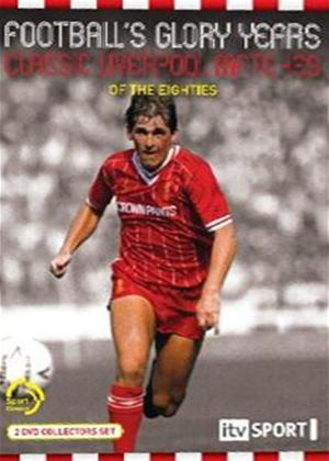 Rent Football's Glory Years: Liverpool Match of the Eighties Online DVD Rental