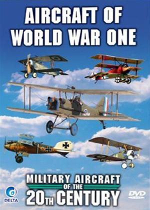 Rent Military Aircraft of the 20th Century: Aircraft of World War One Online DVD Rental