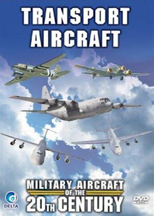 Rent Military Aircraft of the 20th Century: Transport Aircraft Online DVD Rental