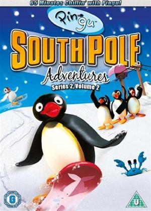 Rent Pingu: South Pole Adventures Online DVD Rental