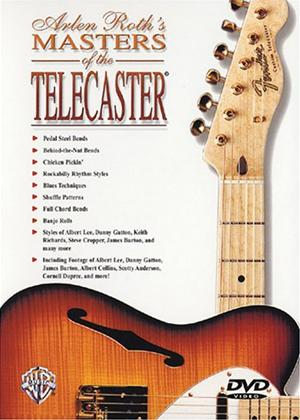 Rent Arlen Roth: Masters of the Telecaster Online DVD Rental